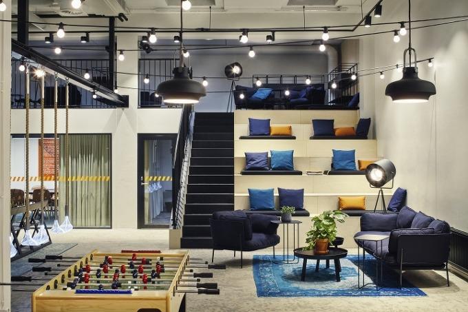 *헬싱키 자란도 오피스 [ Fyra ] Zalando office, Helsinki – Finland