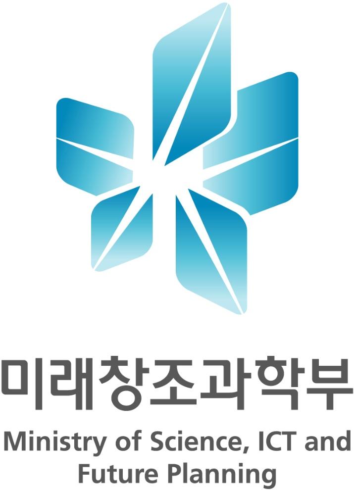 미래창조과학부 emblem