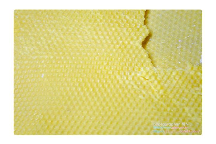 벌집 밀랍 왁스 시트