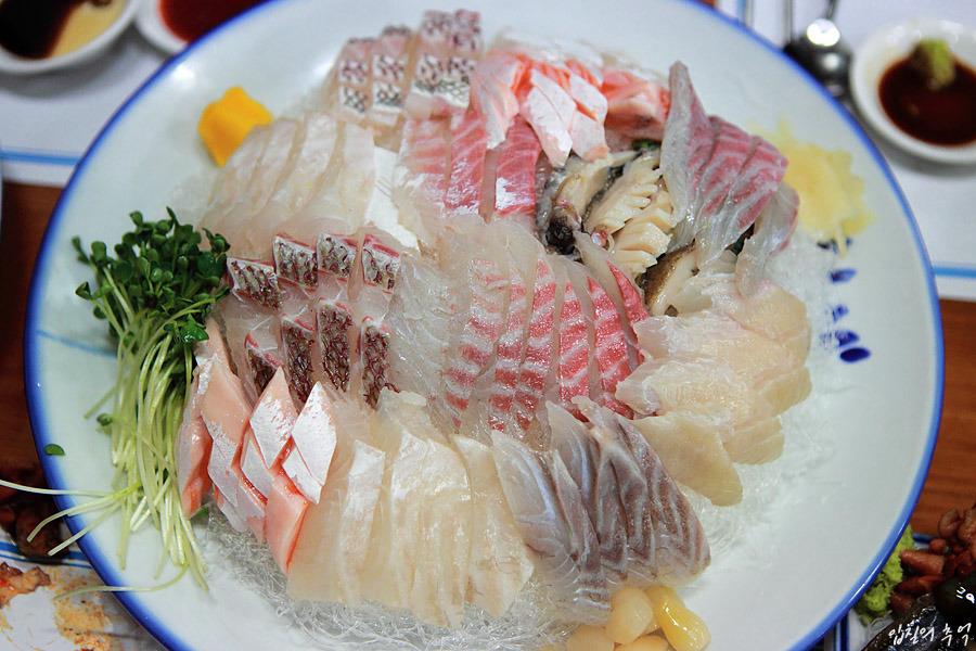 평소 궁금했던 생선회, 수산물 상식 모음 (2016, 1월 업데이트)