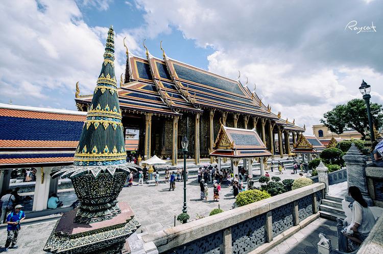 방콕 왕궁과 사원