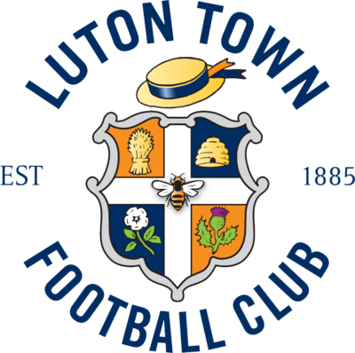 Luton Town FC emblem(crest)