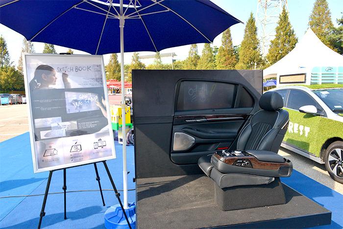 현대기아 R&D 모터쇼