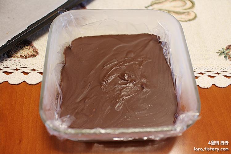 초콜릿만들기_파베초콜릿만들기