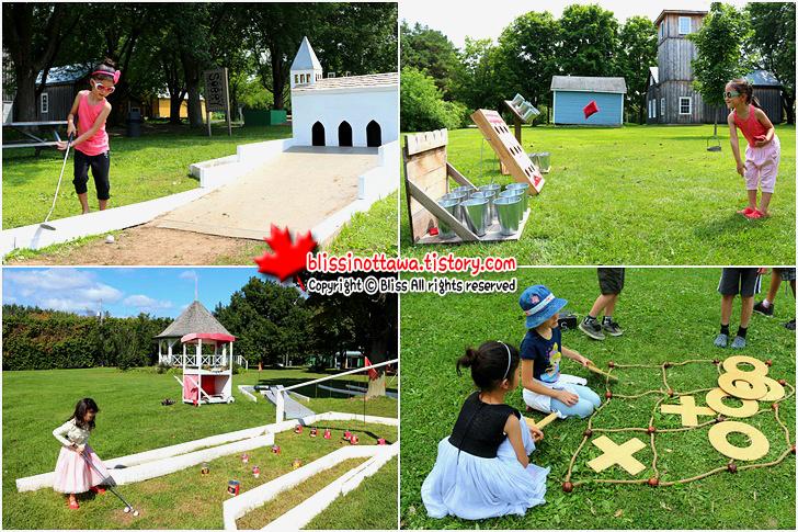 캐나다 민속촌 오타와 컴버랜드 민속박물관