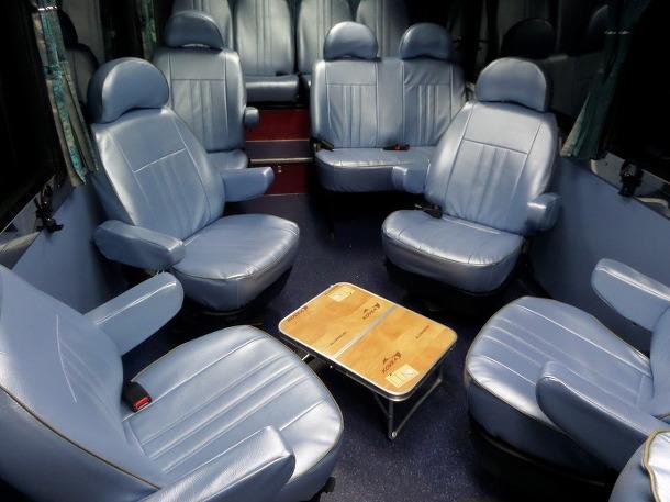 vip리무진 16인승 버스