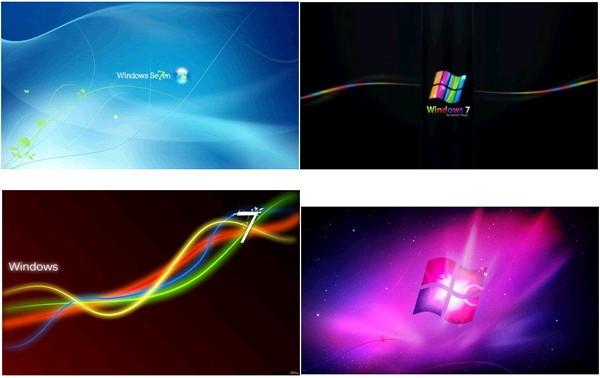 윈도우7 바탕화면 초과화질 7