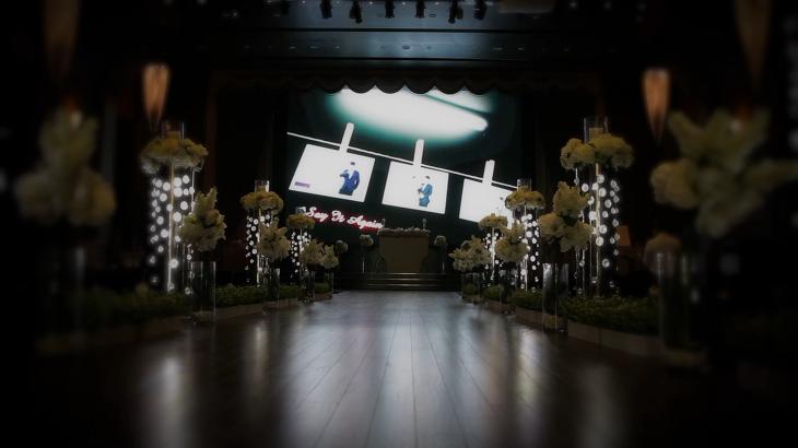 유성컨벤션 웨딩홀