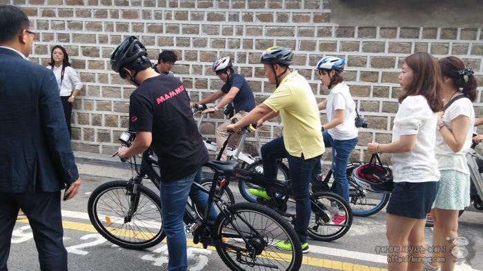 팬텀 미니로 경험해본 삼천리 전기자전거, 시승, 시승기, 승차감