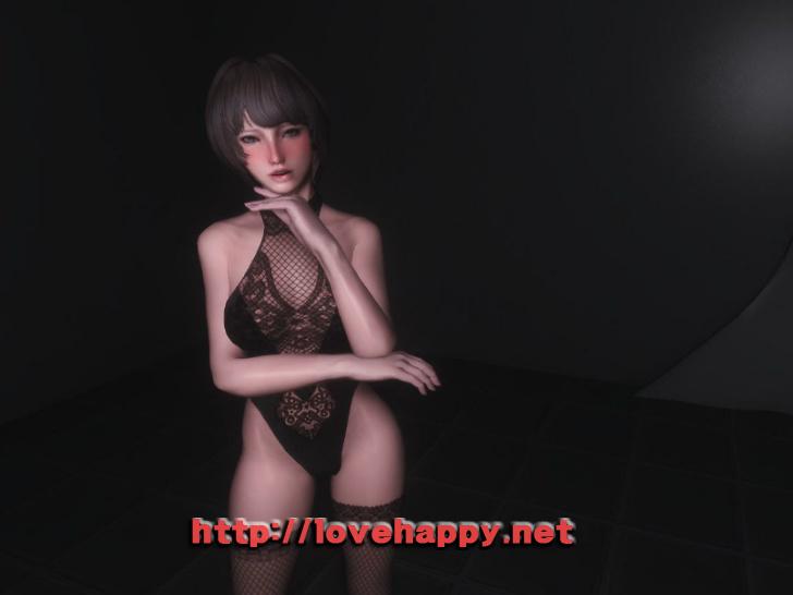 스카이림 여캐 - luxurious seduction 007