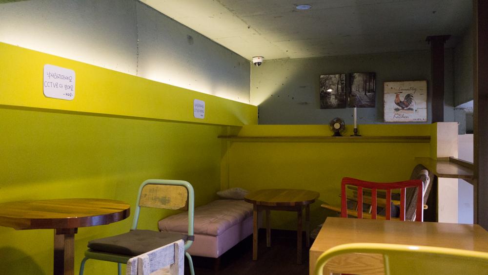 커피유 2층 내부 1