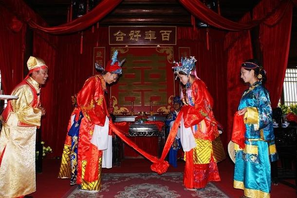 중국결혼식2