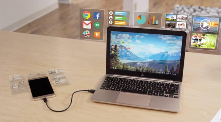 스마트폰, PC의 본체를 대체하나?