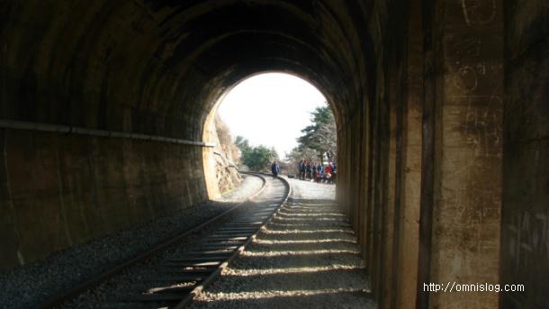 아름다운 길 미포에서 송정까지 Railroad Walking