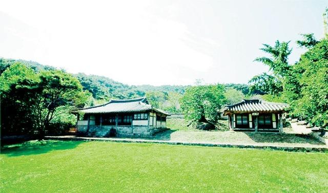 산림청 전통마을숲