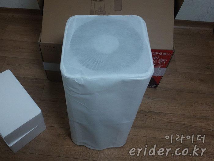 샤오미 공기청정기 두번째  작품 미에어2 개봉기