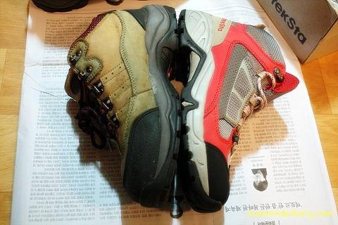신발. 등산화, 사이즈, 신발 사이즈