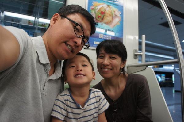 아이와 함께한 2주간 중국여행2 - 상해 난징시루와 외탄 야경