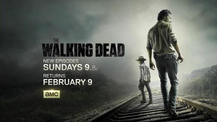환풍구에서 좀비가 튀어나와, 발목을 잡는다! 미드 '워킹데드(Walking Dead)의 바이럴 영상 Walkers Lurk.
