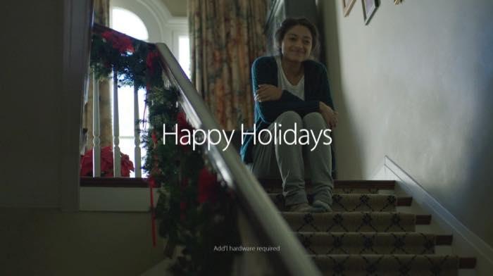 애플, 광고, the song, 가족, 의미, 해석, 크리스마스, 비하인드, 스토리