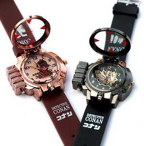 명탐정 코난, 명탐정코난 마취총 시계, 명탐정 코난 시계, 마취총 시계 파는 곳, 마취총 시계 종류,