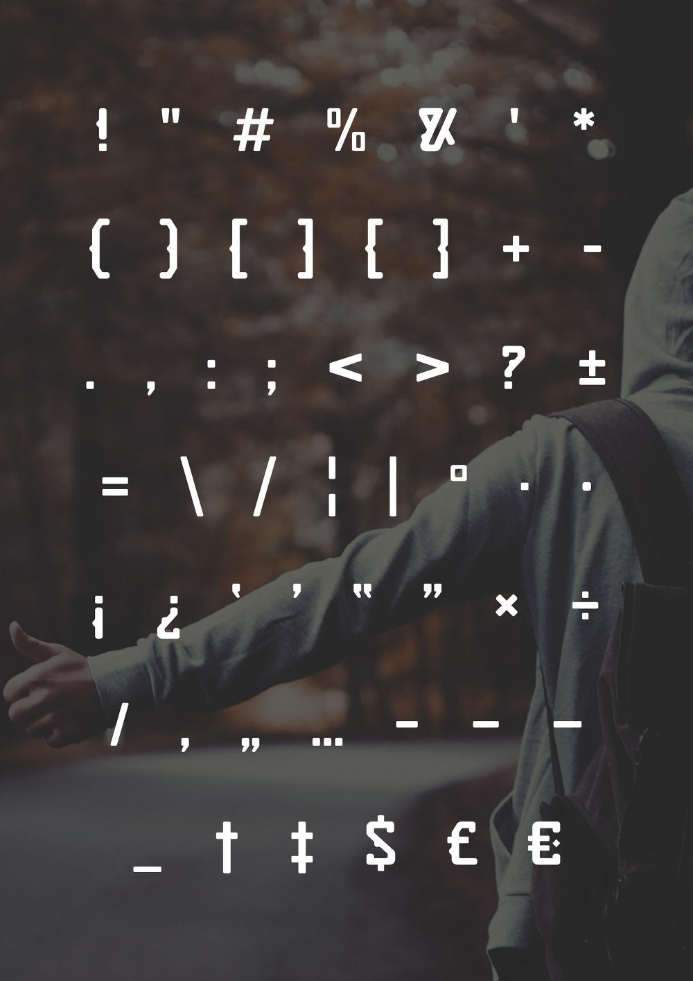 모서리가 둥근 산세리프 무료 영문 폰트 : Quirko (Free Typeface)