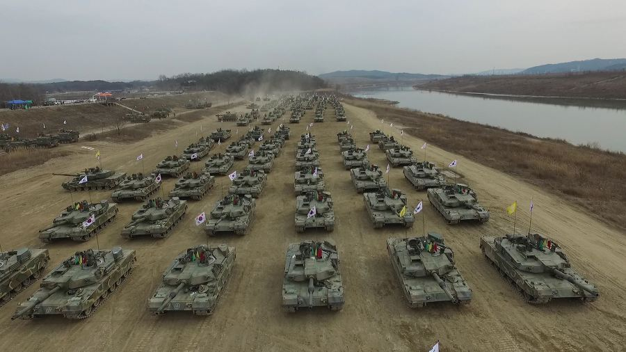 2409E8395920721922D969 - Армия Южной Кореи: Вооружение