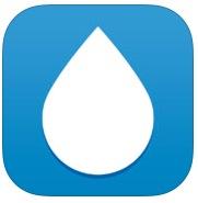 WaterMinder 아이폰 하루 마실 물의양