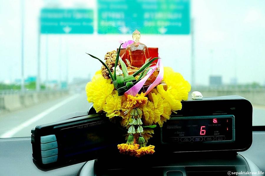 방콕택시사진