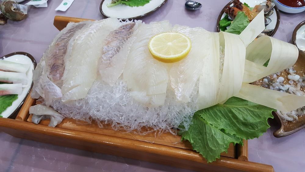 [당진 맛집]자연산 서해범선횟집
