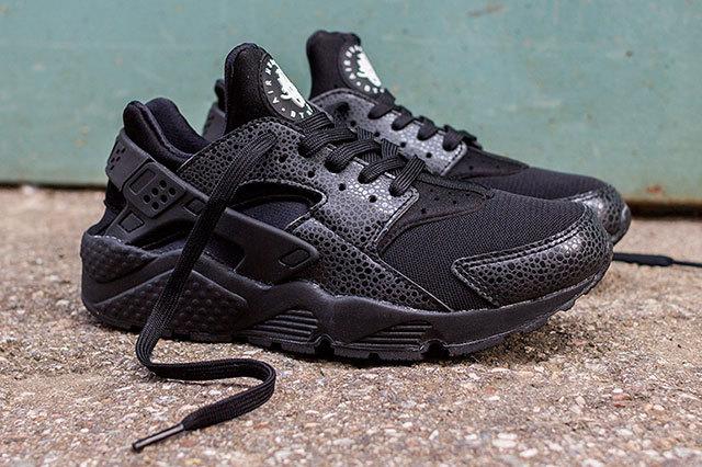 Black Crocodile Shoes