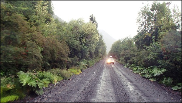 칠레 까레떼라 아우스트랄 (Carretera Austral - Ruta 7) 정보.