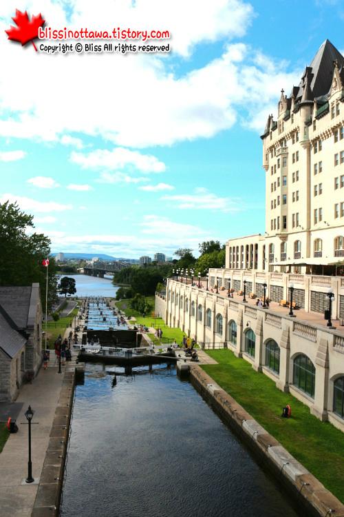 캐나다 오타와 리도 운하 Canada Ottaawa Rideau Canal