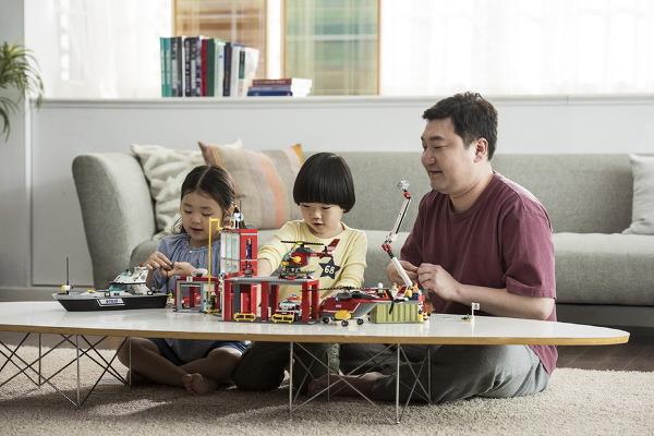 레고 어린이날 캠페인, 장난감 선물로 어떠세요?
