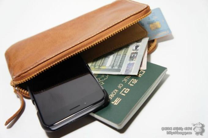 아이폰6, 플러스, 인케이스, incase, 레더집월렛, leather, zip, wallet, 구성, 재질, 여권지갑, 가격