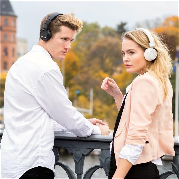 스웨덴 디자인...Sudio Regent 무선 헤드폰