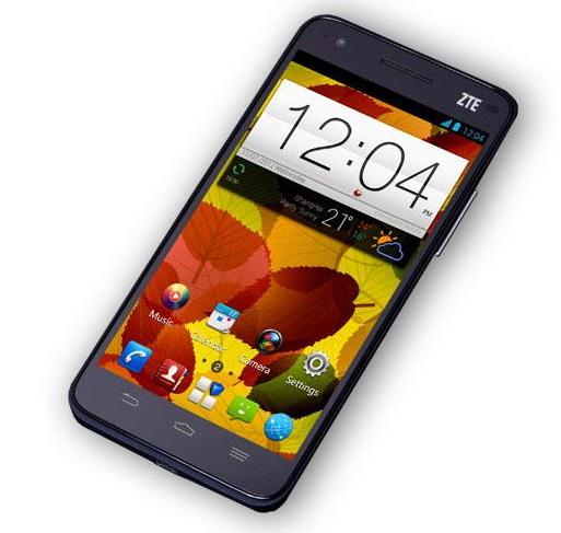 ZTE 5인치 LTE 스마트폰 Grand S