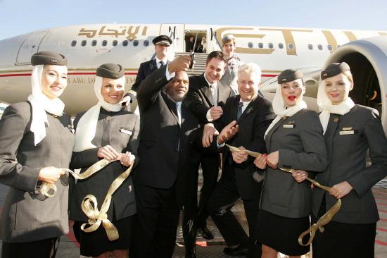 에티하드항공 Etihad Airways