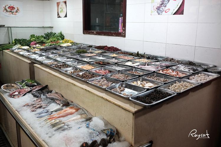원저우 해산물 시장
