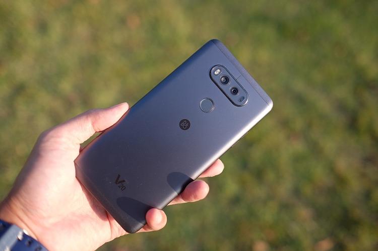 LG V20 사진팁