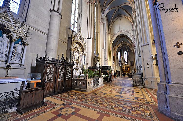 자그레브 대성당의 유물