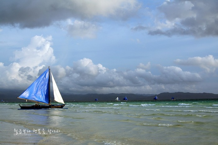 보라카이 해변