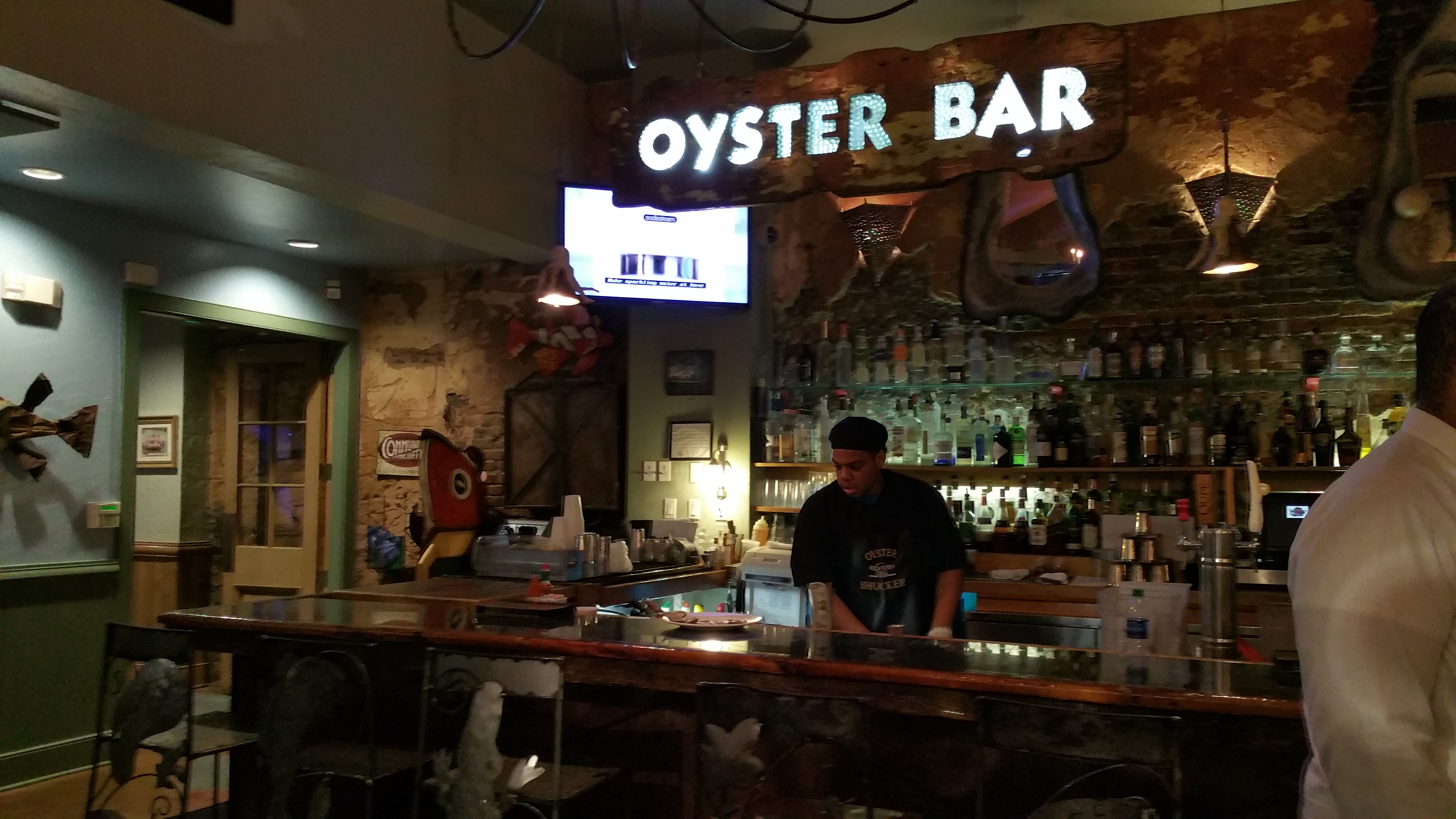 Red Fish Grill Oyster Bar