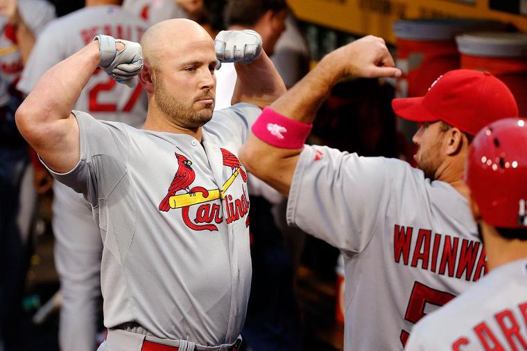 12위 세인트루이스 카디널스 St. Louis Cardinals: $122,066,500