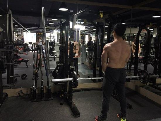 업 라이트 로우(upright row)