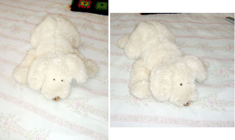 "21"" GUND Doll - Shaggy Dog - $15 (Pointe Claire)"
