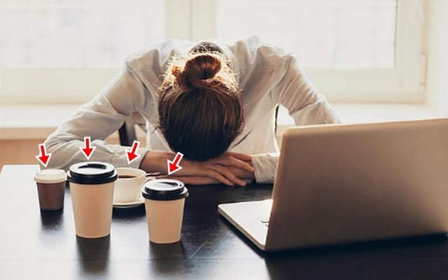 커피 아메리카노 사무실 건강