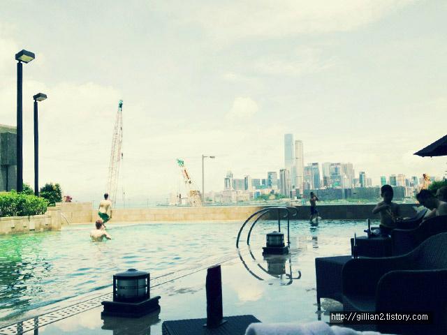 하버그랜드 홍콩 호텔 수영장