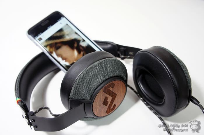 패션, 헤드폰, 더하우스오브말리, 리버레이트, XL, liberate, 50mm, 청음