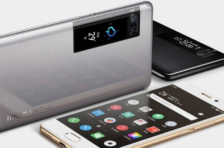 후면 세컨드 스크린 품은 메이쥬 프로7(MEIZU Pro7), 프로7플러스 스펙과 특징
